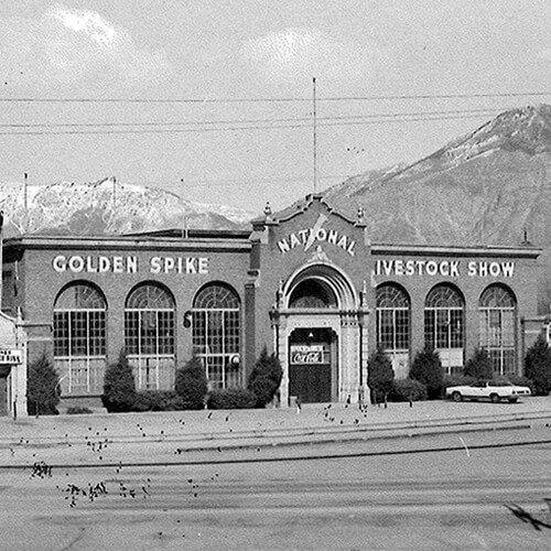 Photo of old building