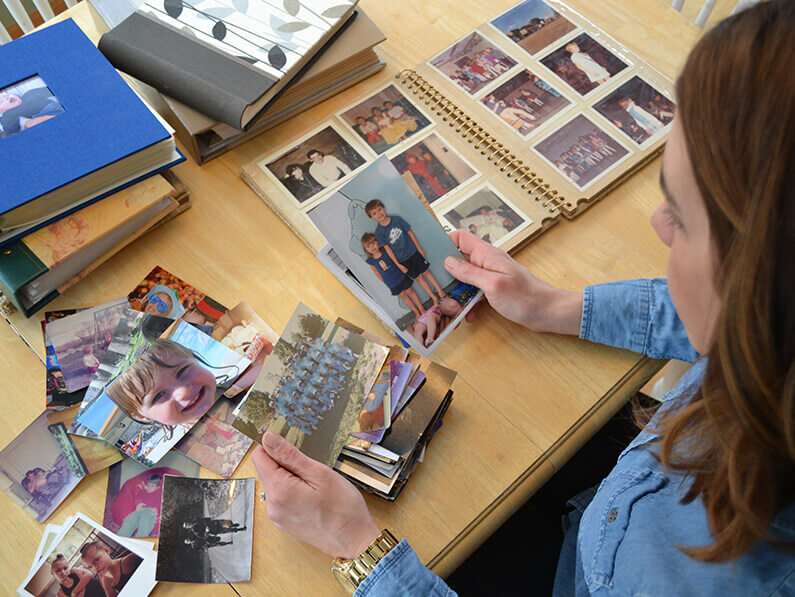 Archiving Kid's Pictures