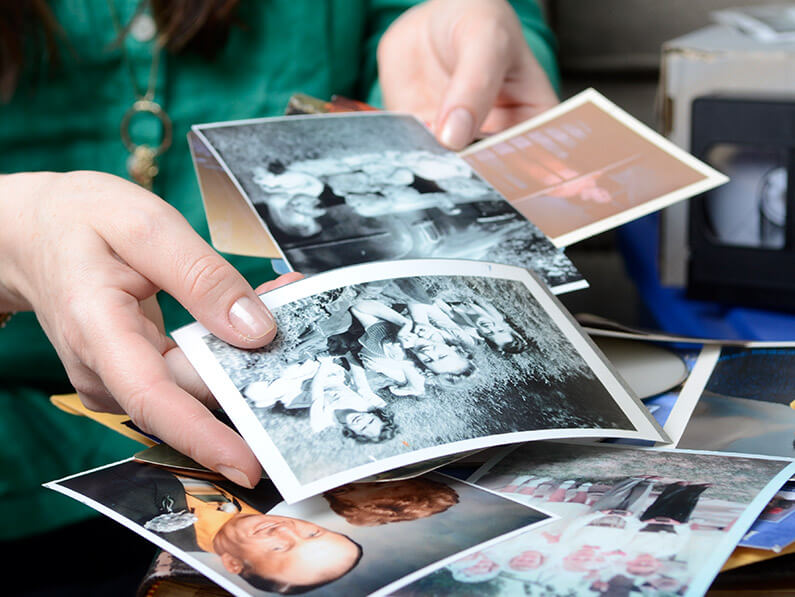 How to sort your photo collection